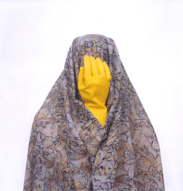 Shadi Ghadirian, Domestic Life #61, 2002