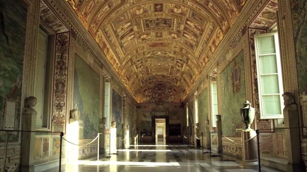 Sale dei Musei Vaticani