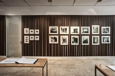 Adam Caruso & Thomas Demand - Madame Wu and the Mill from Hell - veduta della mostra presso la British School at Rome, Roma 2013 - photo Daniela Pellegrini