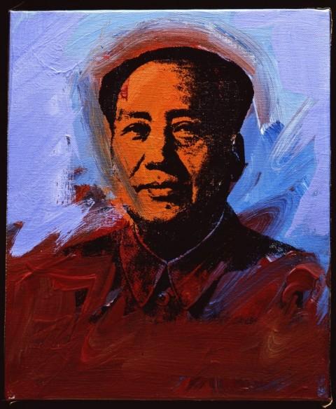 Andy Warhol - Mao (Mao 29) - 1973 - Courtesy The Brant Foundation