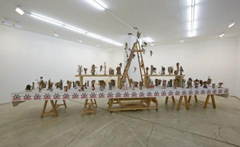Brad Kahlhamer @ Jack Shainman Gallery