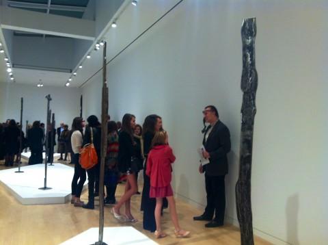 David Smith @ Gagosian Gallery