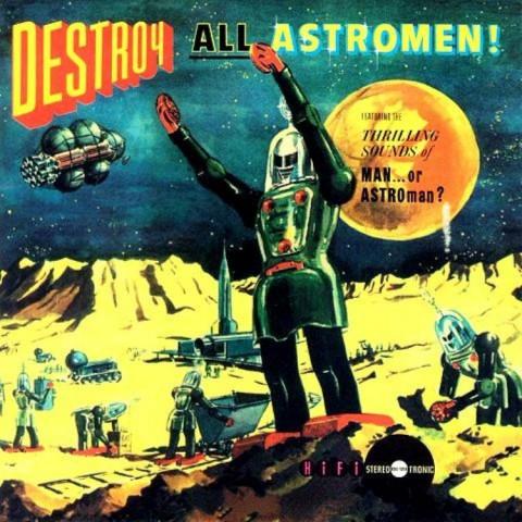 Man or Astroman, Destroy All Astroman, 1993