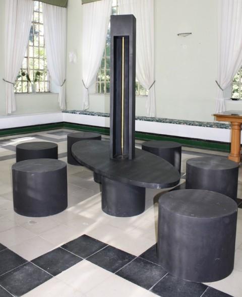 La stanza di Gino de Dominicis, courtesy Pio Monti