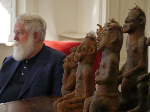 James Turrell a Villa Panza