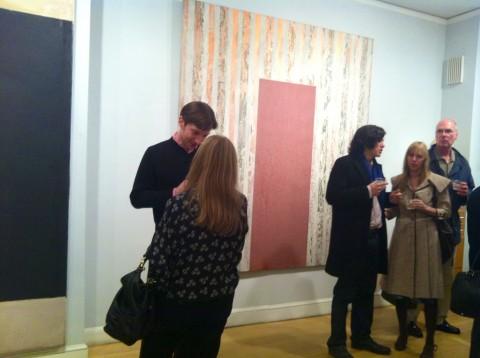 Judit Reigl @ Shepherd W & K Galleries