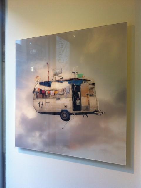 Laurent Chéhère @ Muriel Guepin Gallery