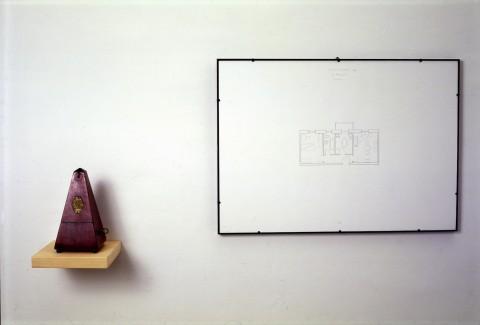 Luca Vitone, Non siamo mai soli (Metronomo), 1994