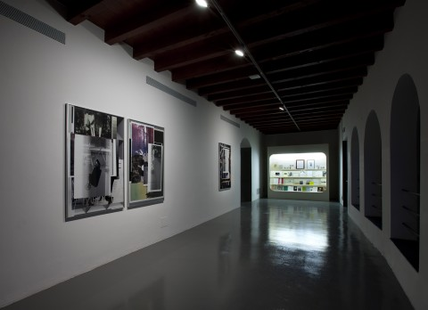 David Maljković, New Reproductions, 2013 / Display for Massimo Minini, 2008-2013 - courtesy l'artista & Galleria Massimo Minini, Brescia - photo Antonio Maniscalco, Milano