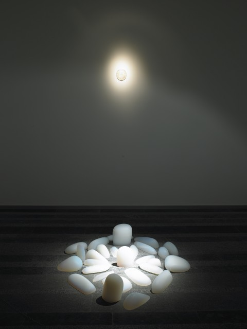 Mariko Mori, Primal Memory, 2004 - courtesy Scai The Bathhouse, Tokyo & Sean Kelly, New York - photo Ole Hein Pedersen
