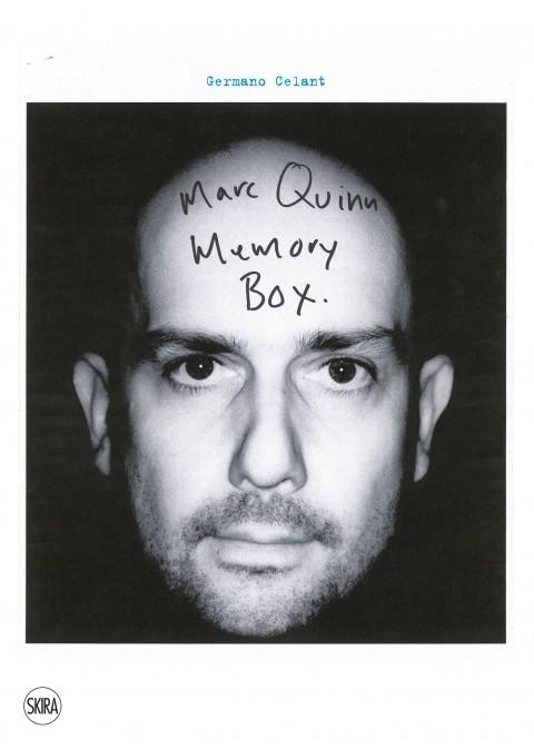 Marc Quinn. Memory Box - Skira