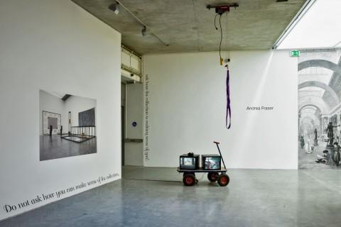 The Content of Form - veduta della mostra presso la Generali Foundation, Vienna, 2013 © Generali Foundation - photo Margherita Spiluttini