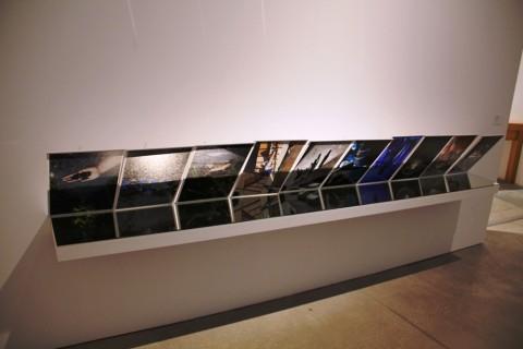 Tim Davis - Quinto Quarto - veduta della mostra presso il Macro, Roma 2013