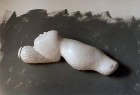 Una ceramica di Ferruccio De Filippi