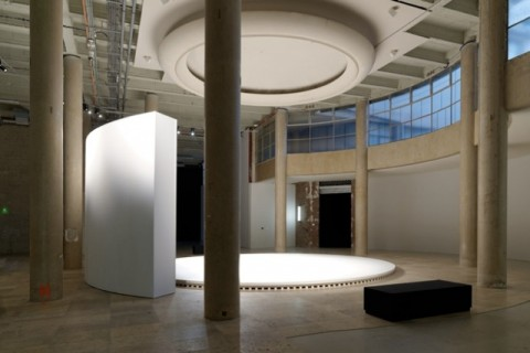 Philippe Parreno - Anywhere, Anywhere out of the World - veduta della mostra presso il Palais de Tokyo, Parigi 2013