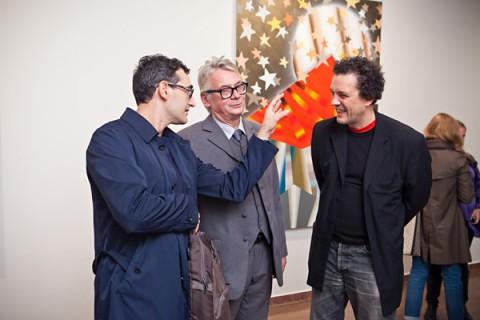 Antonio Geusa, Sergei Shutov, Gor Chakhal
