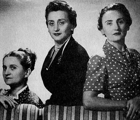 Le sorelle Fontana