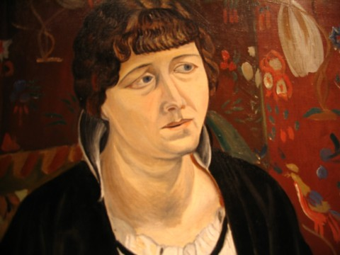 Il volto del '900 - Derain - veduta della mostra presso Palazzo Reale, Milano 2013