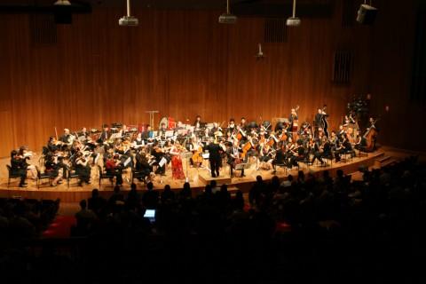L'esecuzione di un concerto di Brahms