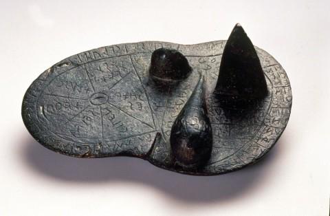 Fegato aruspicale in bronzo, Etruschi, fine II secolo a.C. - Museo Archeologico di Piacenza