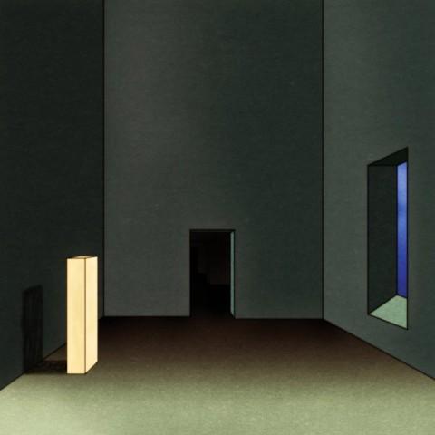 Oneohtrix Point Never, R Plus Seven (2013) - copertina dell'album