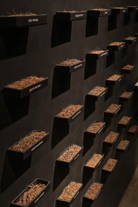 Amar Kanwar, The Sovereign Forest, Installazione/Biennale 2012, Courtesy l'artista/Kochi Muziris