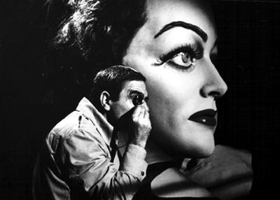 Giuseppe Rotunno sul set de La città delle donne (Federico Fellini, 1980)