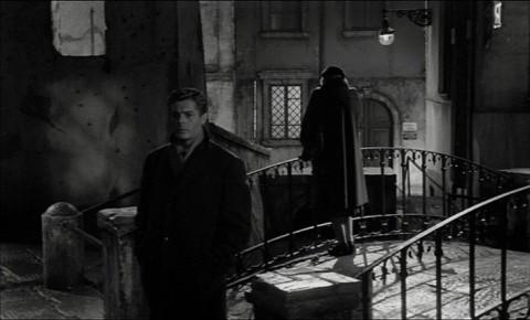 Marcello Mastroianni in Le notti bianche (Luchino Visconti, 1957)