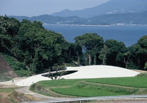Ryue Nishizawa e Rai Naito, Teshima Museum, Teshima, 2010