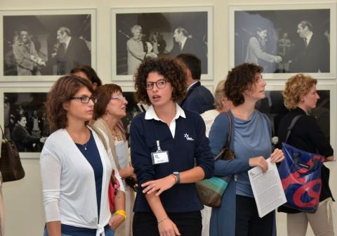 Mediazione culturale alla Fondazione Sandretto di Torino