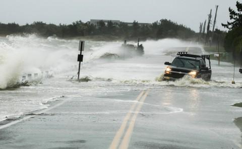 Sandy Hurricane