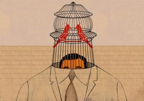Beppe Giacobbe, Captive: inseparabili