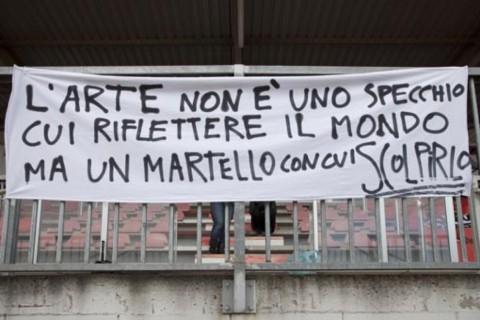 Danilo Correale, The Game, Colle di Val d'Elsa - photo Maurizio Esposito - Premio Ermanno Casoli
