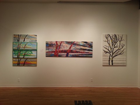 Ed Brodkin @ Pleiades Gallery