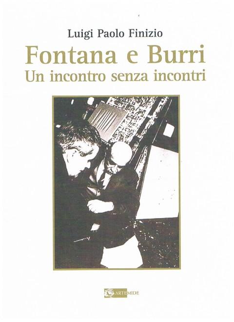 Luigi Paolo Finizio, Fontana e Burri, Artemide 2013