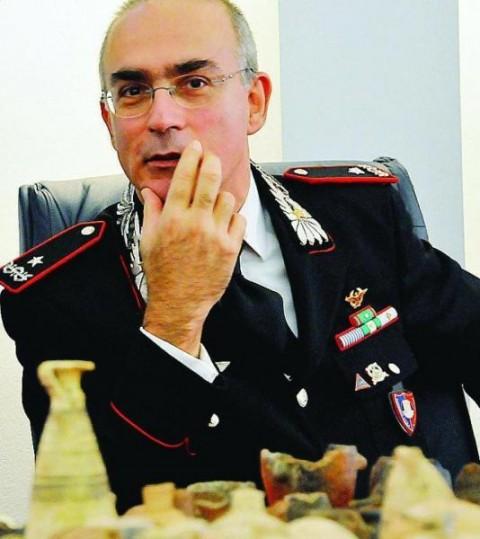 Il generale Giovanni Nistri, direttore generale per Pompei