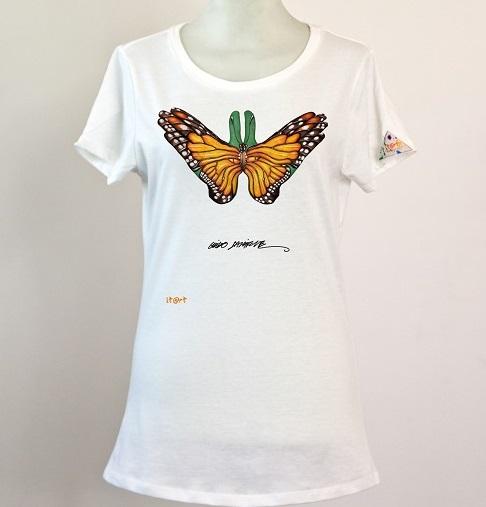 Spirito Ecologico It Lo T Di Progetto rtIl Shirt D'artista OPZXkiu
