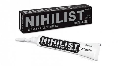 Dentifricio del nichilista