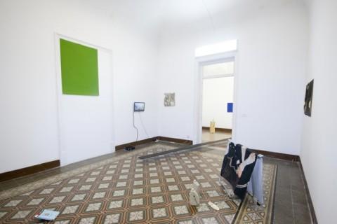 PenA3 - Veduta della mostra - L'A project space - Palermo, 2013