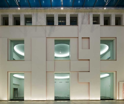 Il nuovo Museo Archeologico di Reggio Calabria - progetto dello studio ABDR