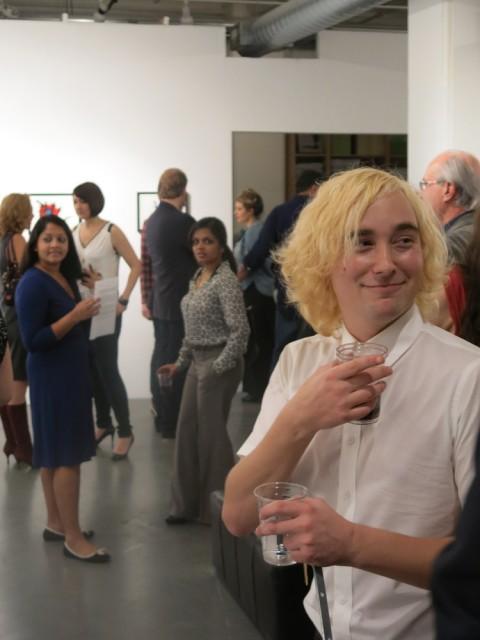 Josh Alexander @ Giacobetti Paul Gallery