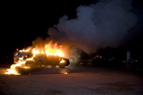 Dalibor Martinis, Eternal Flame of Rage, 2007 - Künstlerhaus, Graz 2013