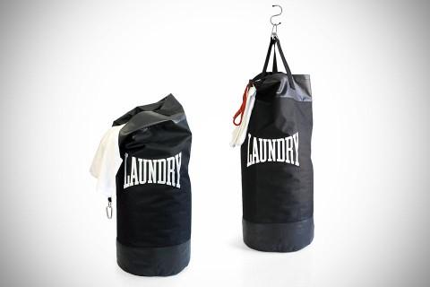 Punching Bag Laudry Bag