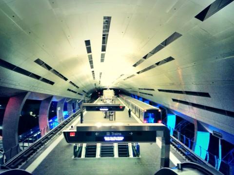 La nuova stazione dell'aeroporto di Miami