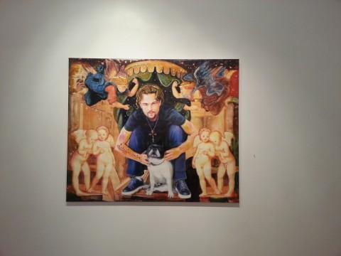 Lady Gioconda @ Agora Gallery