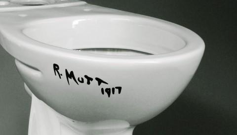 La tazza di Mutt-Duchamp