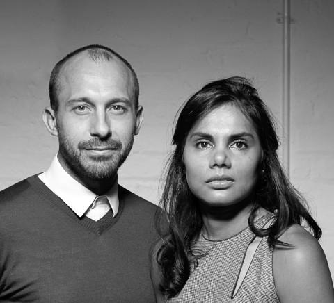 Nita Doshi e Jonathan Levien, © Peter Krejci