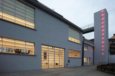 Fondazione Merz, Torino - photo Paolo Pellion