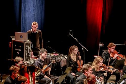 Patrick Pulsinger & RSO - musikprotokoll, Graz 2013 - photo Wolfgang Silveri