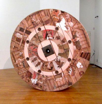 Adrian Paci – Vite in transito - veduta della mostra presso il PAC, Milano 2013